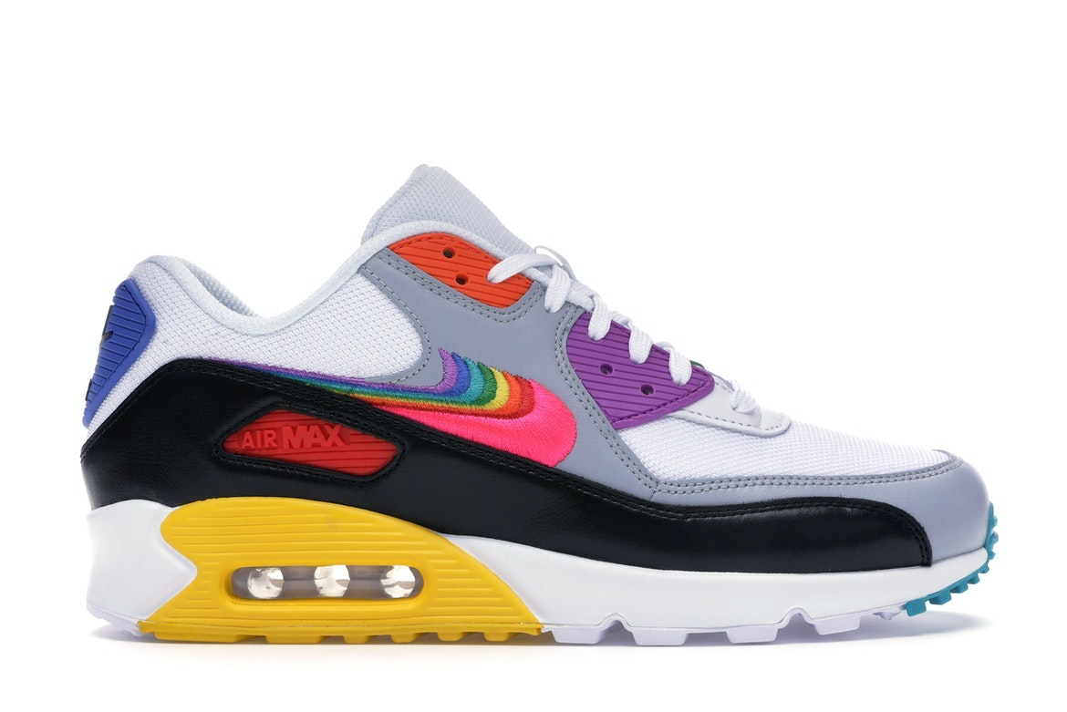 2019 nike air max 90 be true men s and women s size cj5482