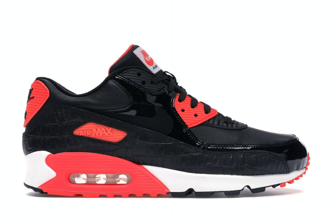 super popular 29471 470a4 Sell. or Ask. Size  13. View All Bids. Air Max 90 Black Croc Infrared