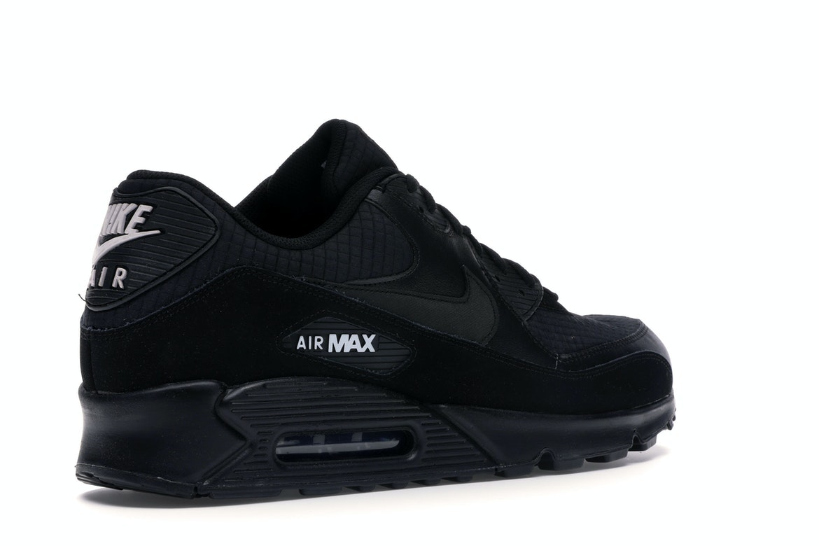 Nike Air Max 90 Black White (2019)