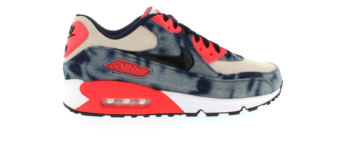 best service f6bf7 8b3d5 Air Max 90 Washed Denim - 700875-400