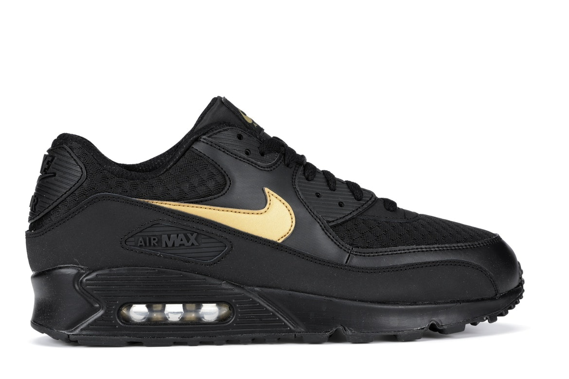 air max 90 homme gold
