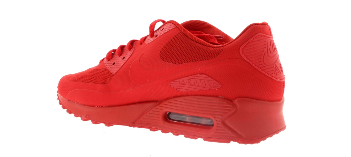 size 40 bc2aa 08b19 Air Max 90 Hyperfuse Independence Day Red - 613841-660