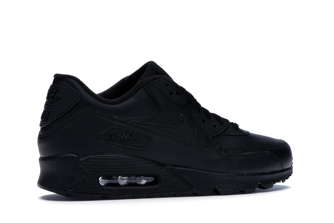 air max 90 leather donna bianche
