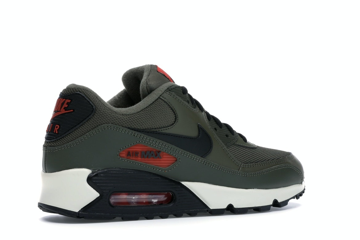 Buy Nike Air Max 90 Essential 'Medium Olive' AJ1285 201