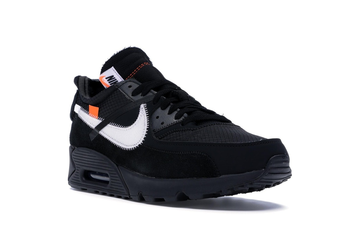 outlet store 2fdab afe28 Air Max 90 OFF-WHITE Black - AA7293-001