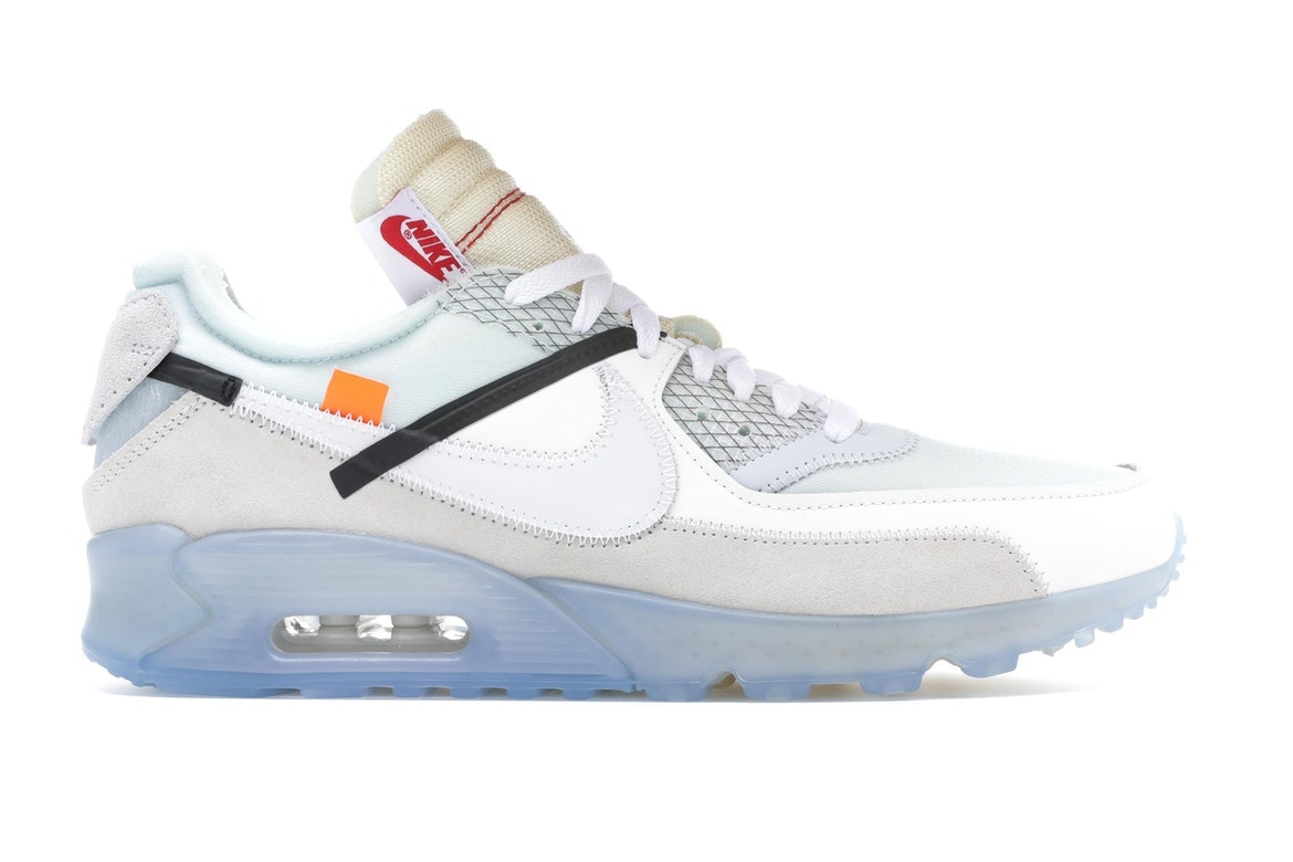air off white max nike