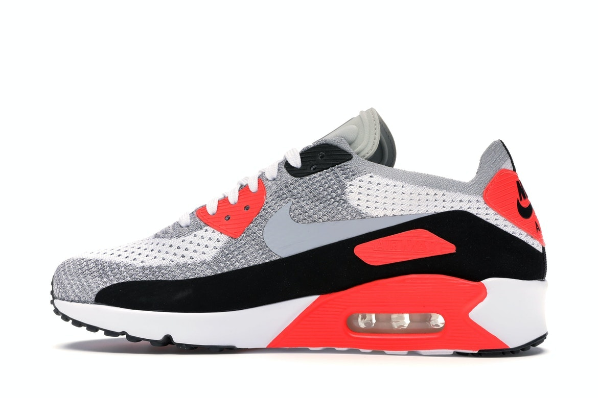 air max 90 ultra 2.0 flyknit bianche