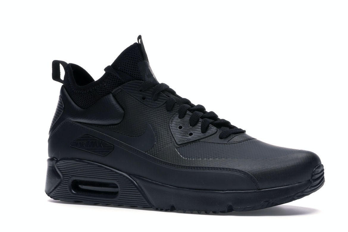 Air Max 90 Ultra Mid Winter Black