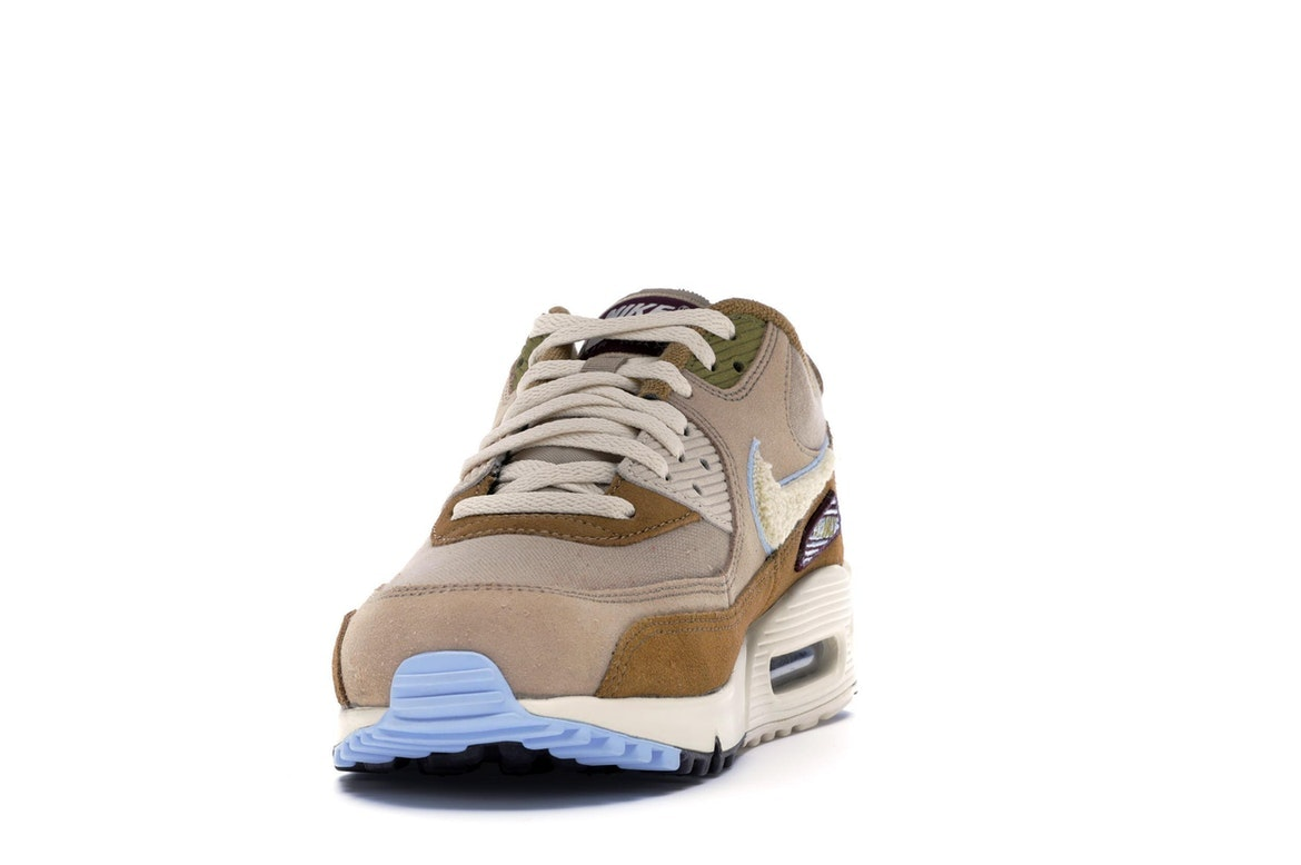 Nike Air Max 90 Premium SE Muted Bronze Light Cream | Footshop