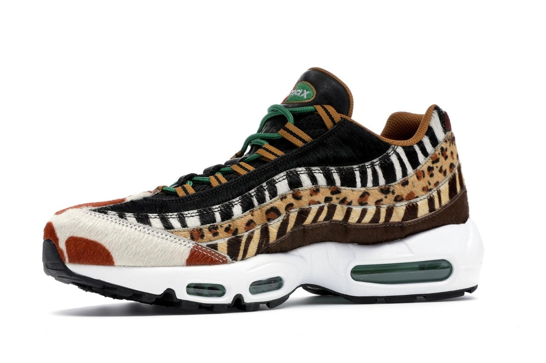 Air Max 95 Atmos Animal Pack 2.0 (2018 All Black Box) - AQ0929-200 4f546b57c