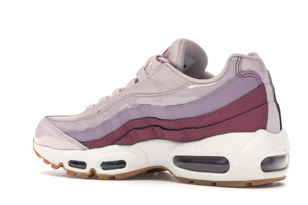 Air Max 95 Barely Rose Hot Punch (W)