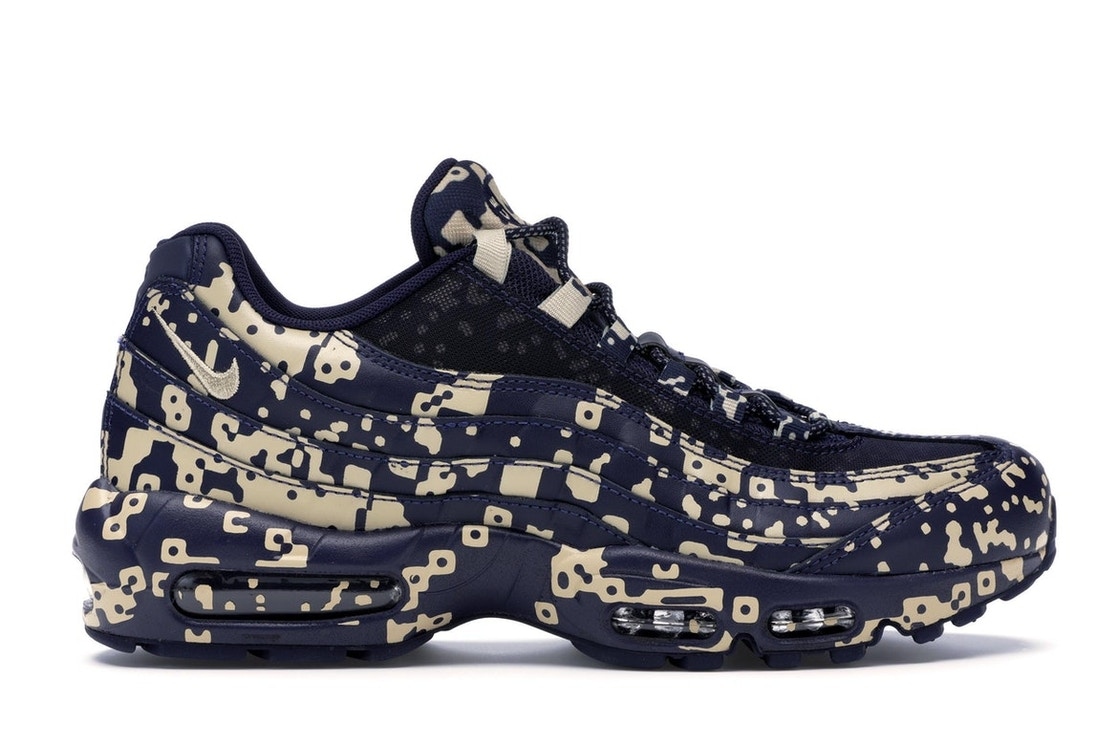 sale retailer 74bda 7a03f Sell. or Ask. Size  7.5. View All Bids. Air Max 95 Cav Empt Blackened Blue