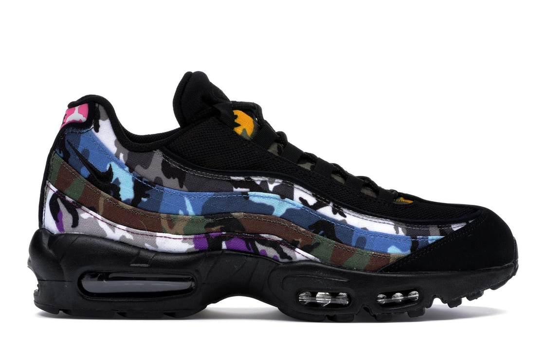 2e963d51cf4 Sell. or Ask. Size  12.5. View All Bids. Air Max 95 ERDL Party Black
