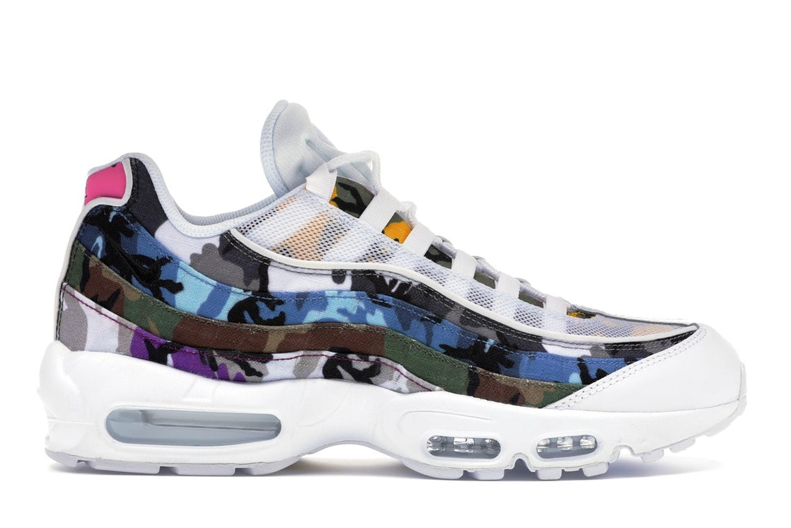 outlet store b9a4b 83b26 Sell. or Ask. Size  12. View All Bids. Air Max 95 ERDL Party White