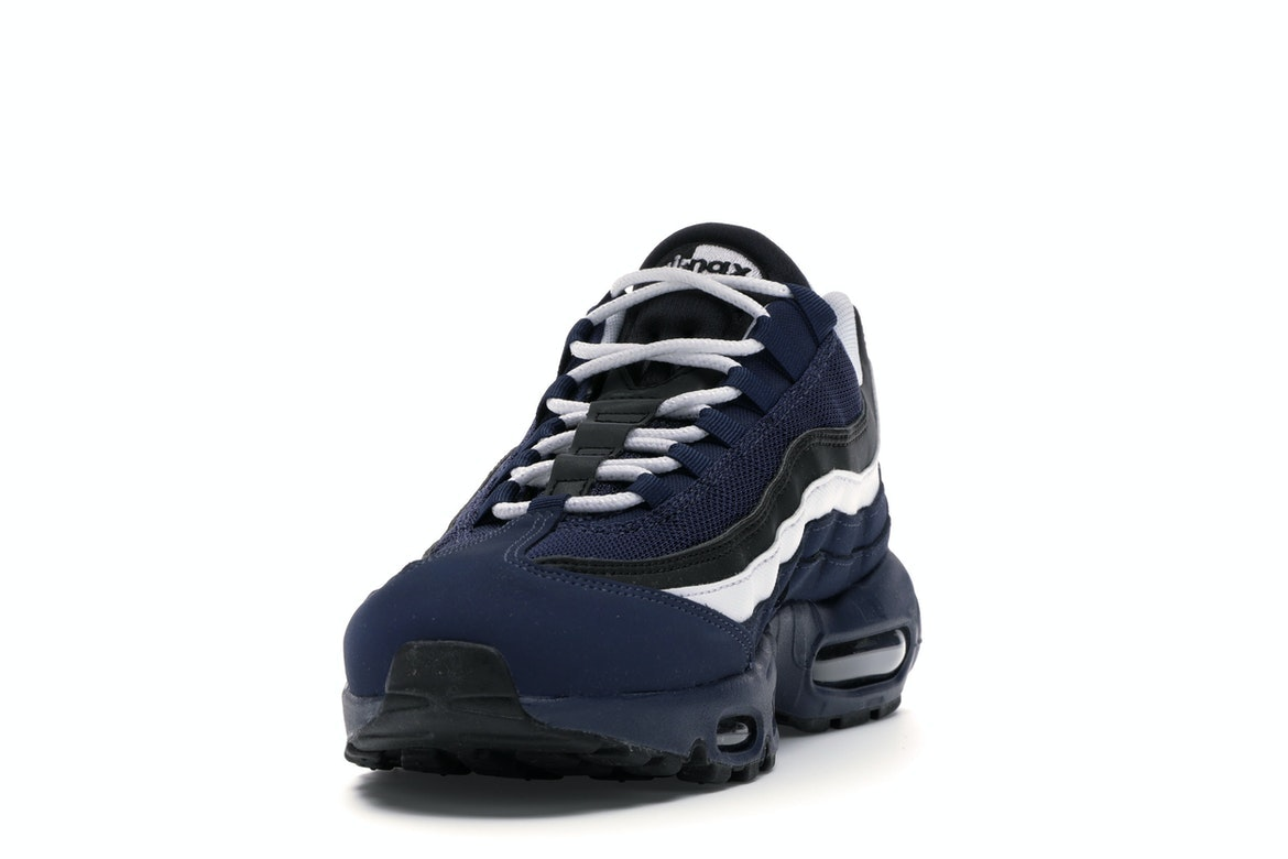 "New Nike Air Max 95 Essential ""Midnight Navy"" 749766-408 Size 9 Retail $160"