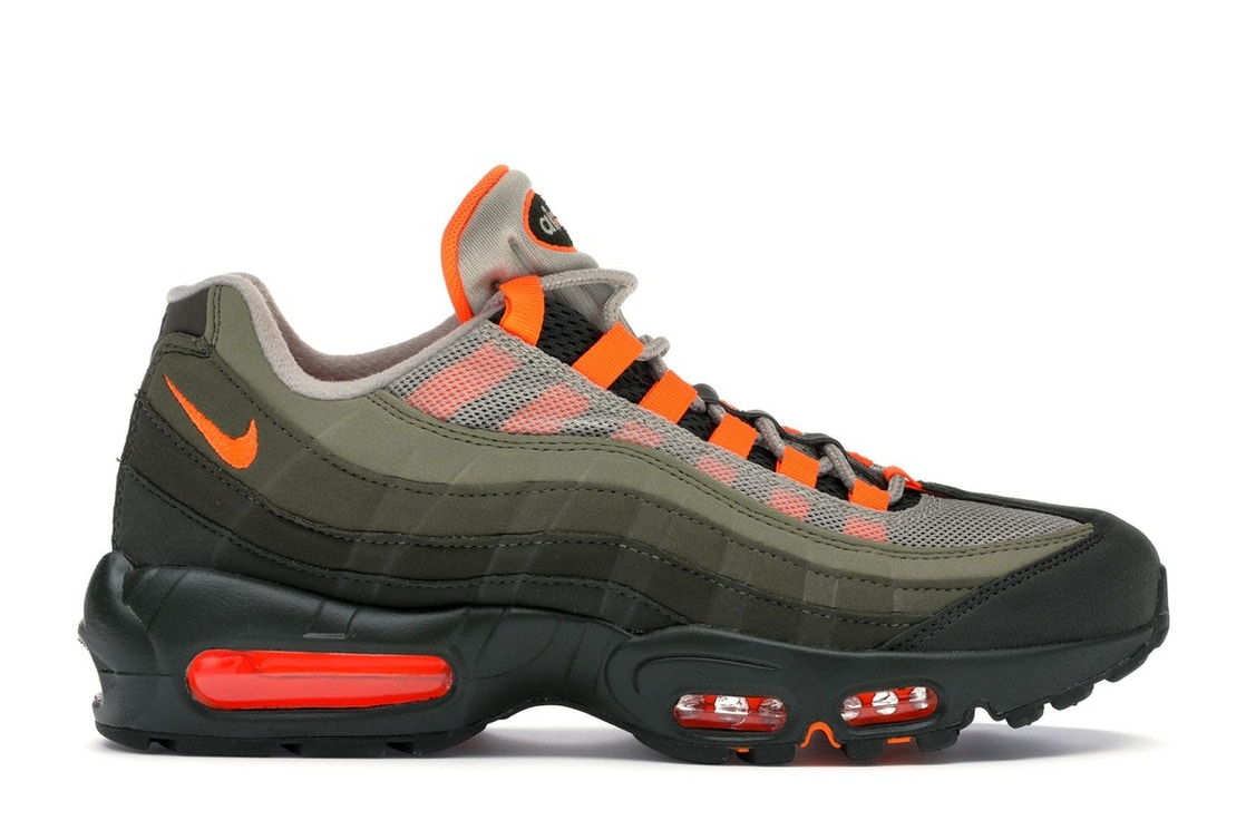 83cea7d92e Sell. or Ask. Size: 14. View All Bids. Air Max 95 OG Neutral Olive Total  Orange