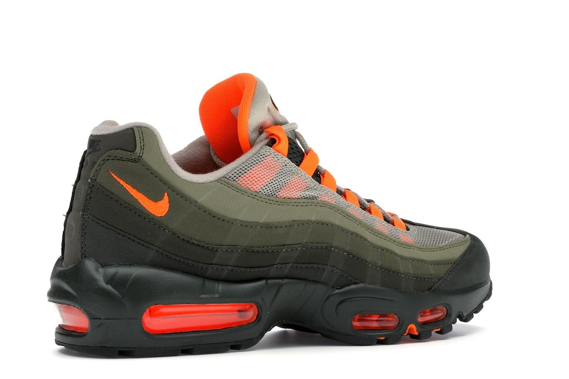 wholesale dealer 128a3 cf57d Air Max 95 OG Neutral Olive Total Orange - AT2865-200