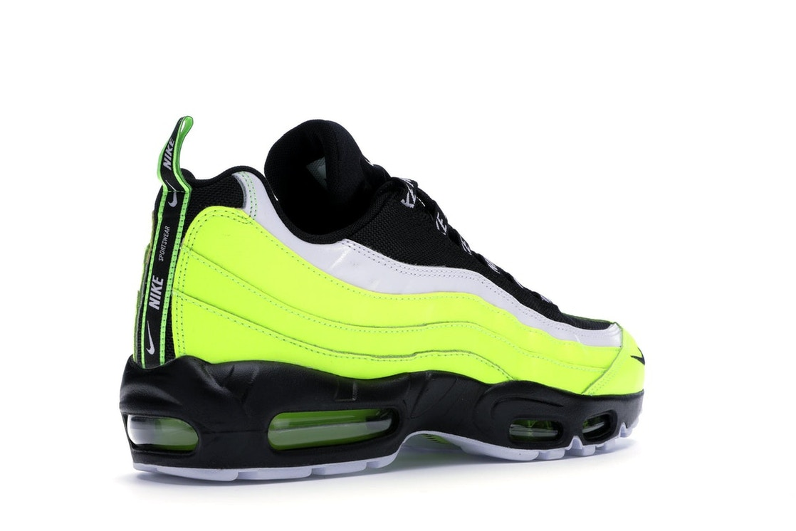 low priced bd170 cb735 Air Max 95 Reverse Volt - 538416-701