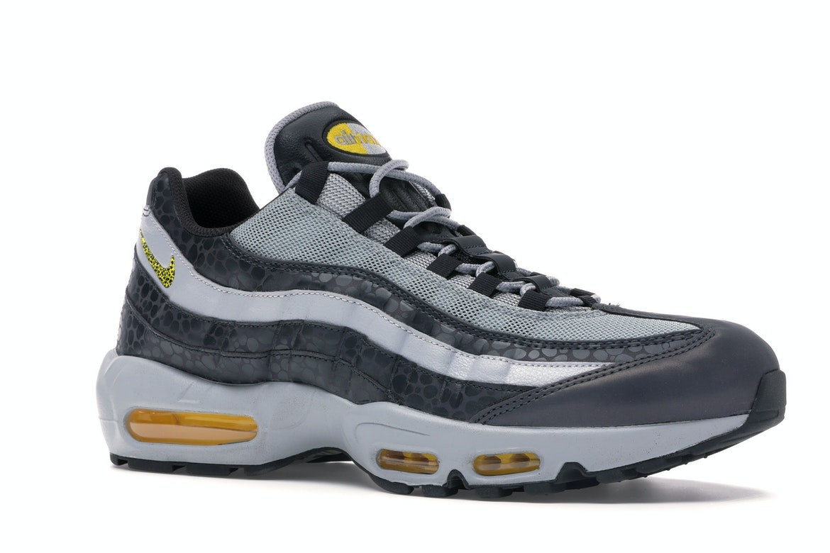 Air Max 95 Safari Reflective Off Noir