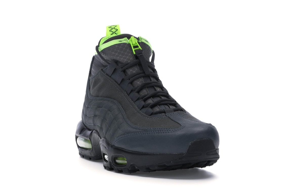 sports shoes 19e67 3f171 Air Max 95 Sneakerboot Anthracite Volt