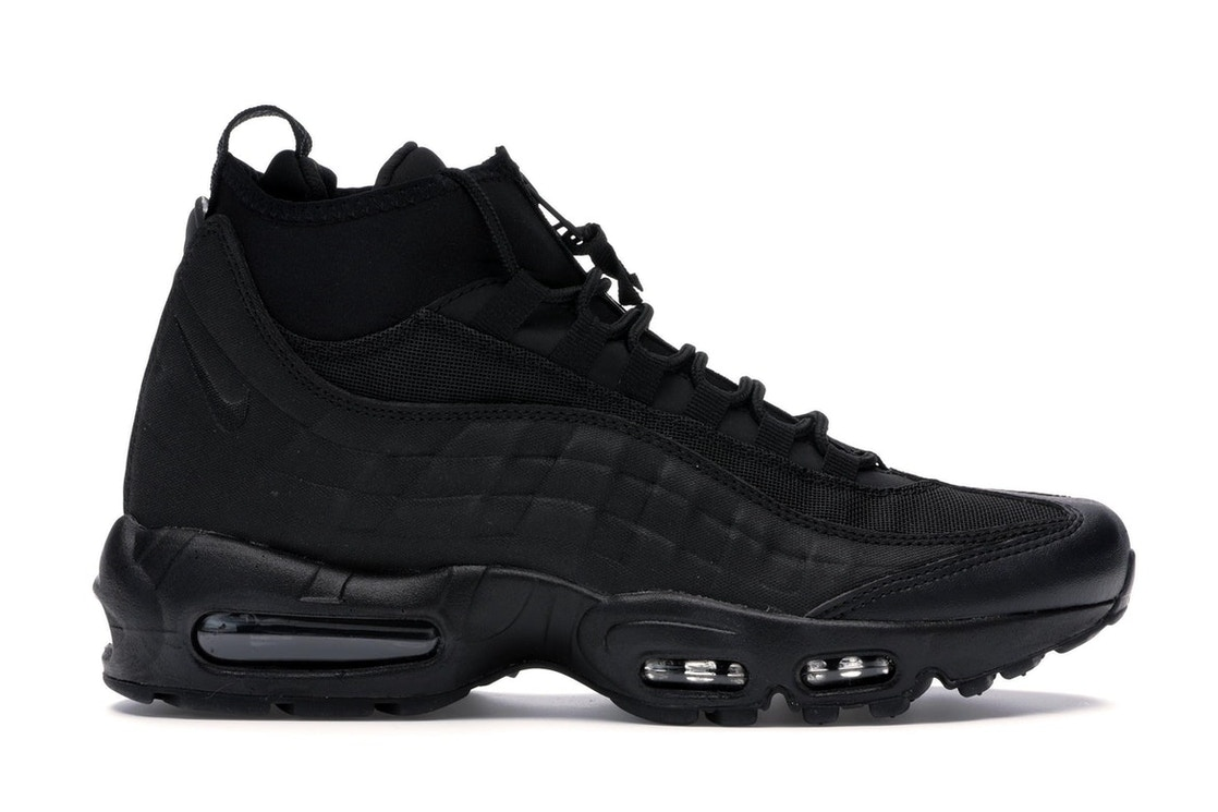 0ae0551ba7 Sell. or Ask. Size: 9.5. View All Bids. Air Max 95 Sneakerboot Triple Black