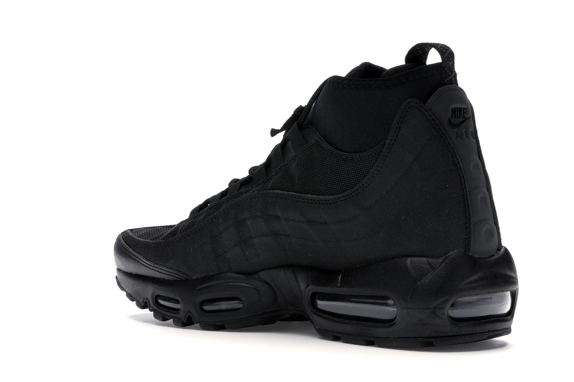 Nike Air Max 95 Sneakerboot Men's Mid Style Trainers Shoes