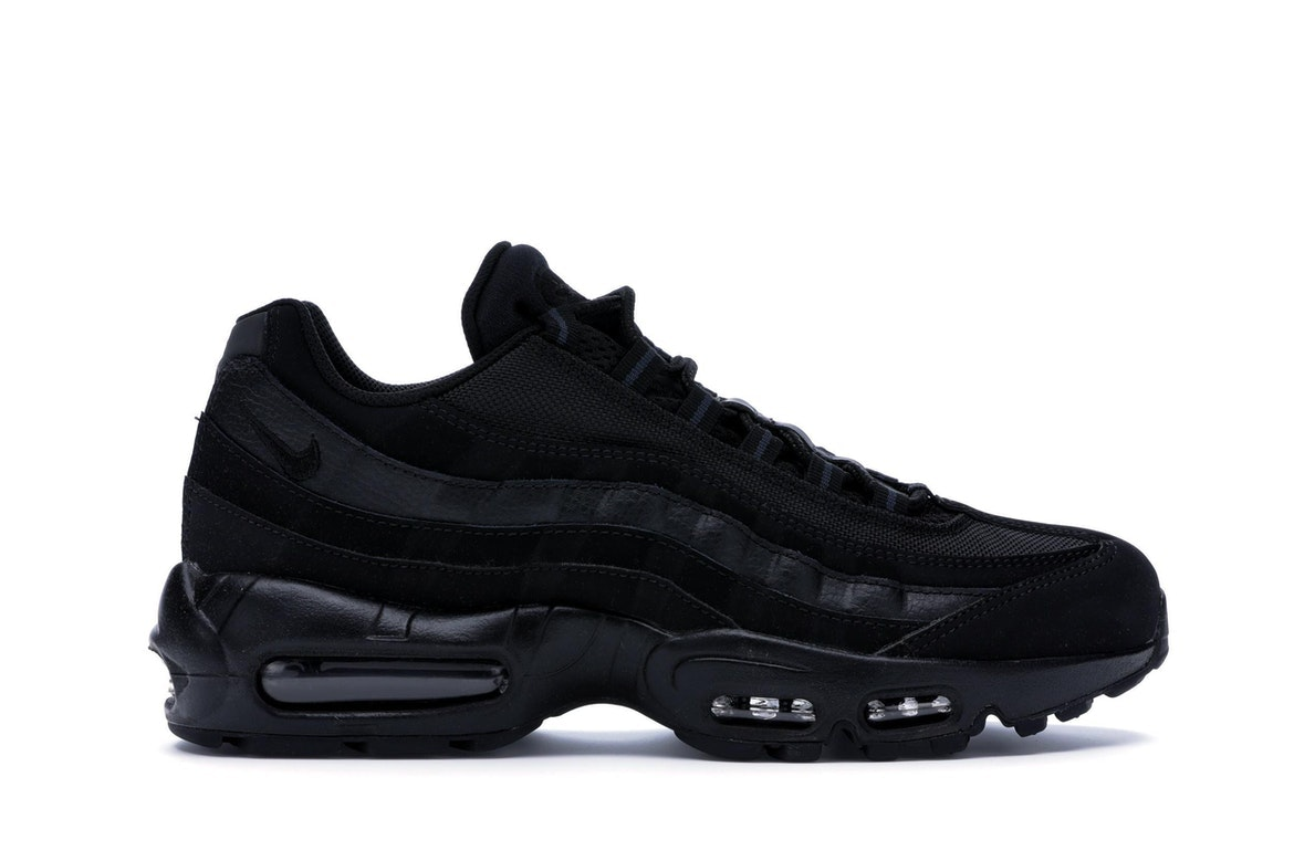 Nike Air Max 95 Triple Black (201420162018)