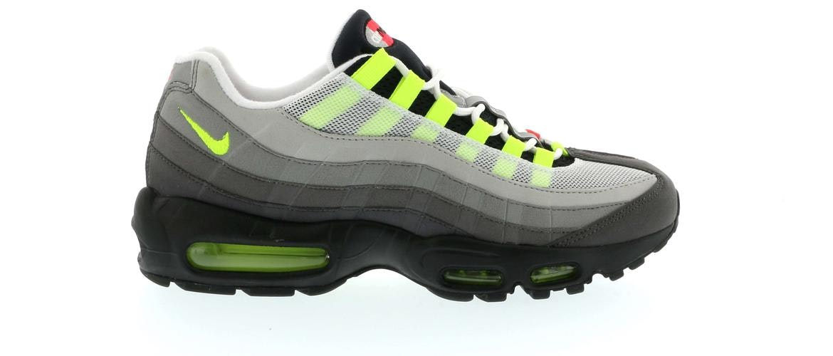2015 Nike Air Max 95 OG greedy What The 810374 078 Size 9