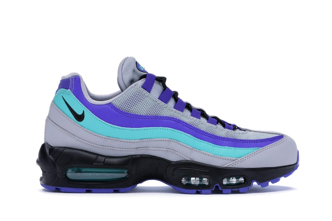 Sell. or Ask. Size  14. View All Bids. Air Max 95 Wolf Grey Grape b86814a8e