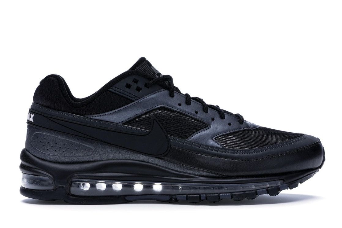 buy popular 4d1ee 66237 Air Max 97/BW Black Metallic Hematite