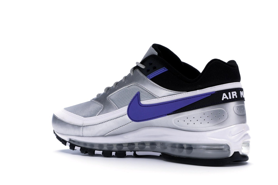 Air Max 97BW Metallic Silver Persian Violet