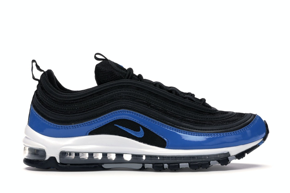 meet 3a008 7d503 Air Max 97 Black Blue Nebula