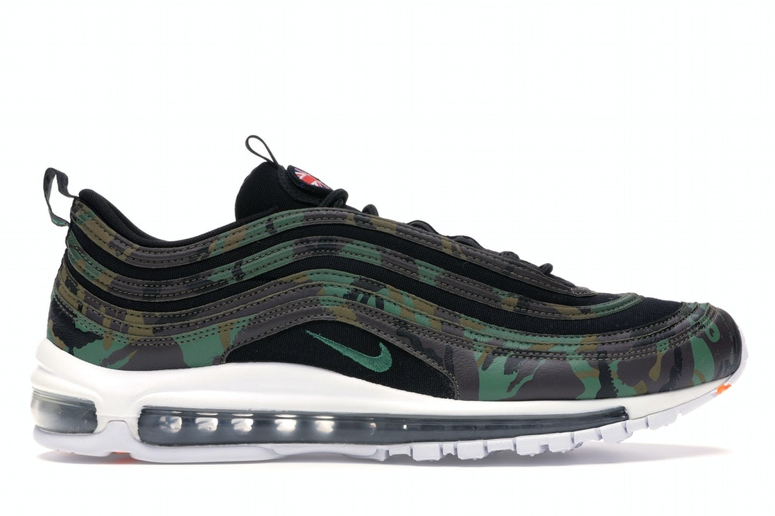 innovative design 63114 5a6fb Air Max 97 Country Camo (UK)