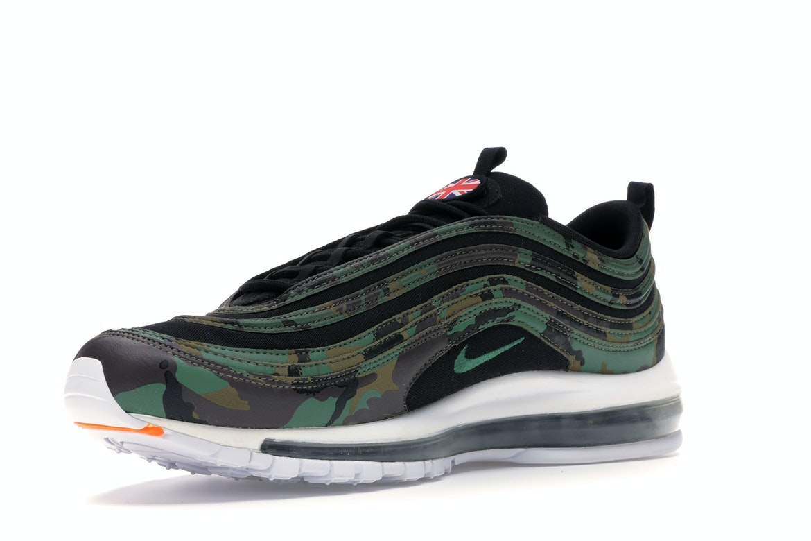 2018 Nike Air Max 97 'Country Camo UK' For Sale