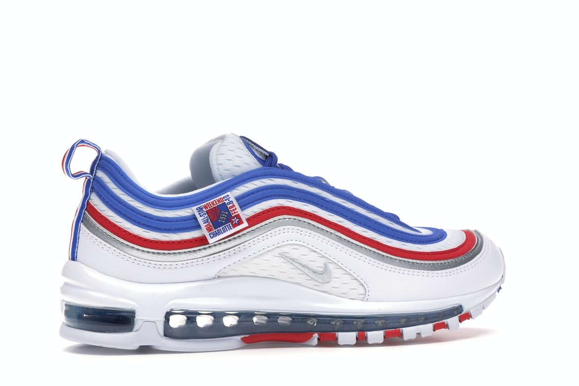 Air Max 97 Game Royal Metallic Silver University Red