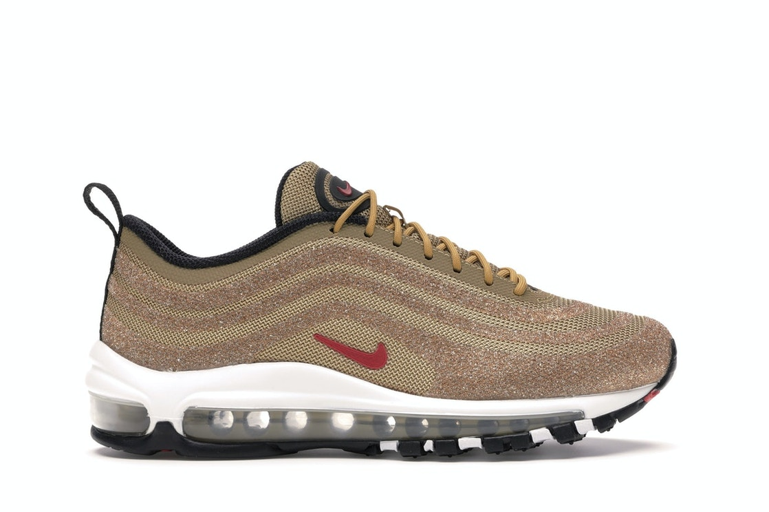 6abf4e9d1 Sell. or Ask. Size: 8W. View All Bids. Air Max 97 LX Swarovski Gold ...