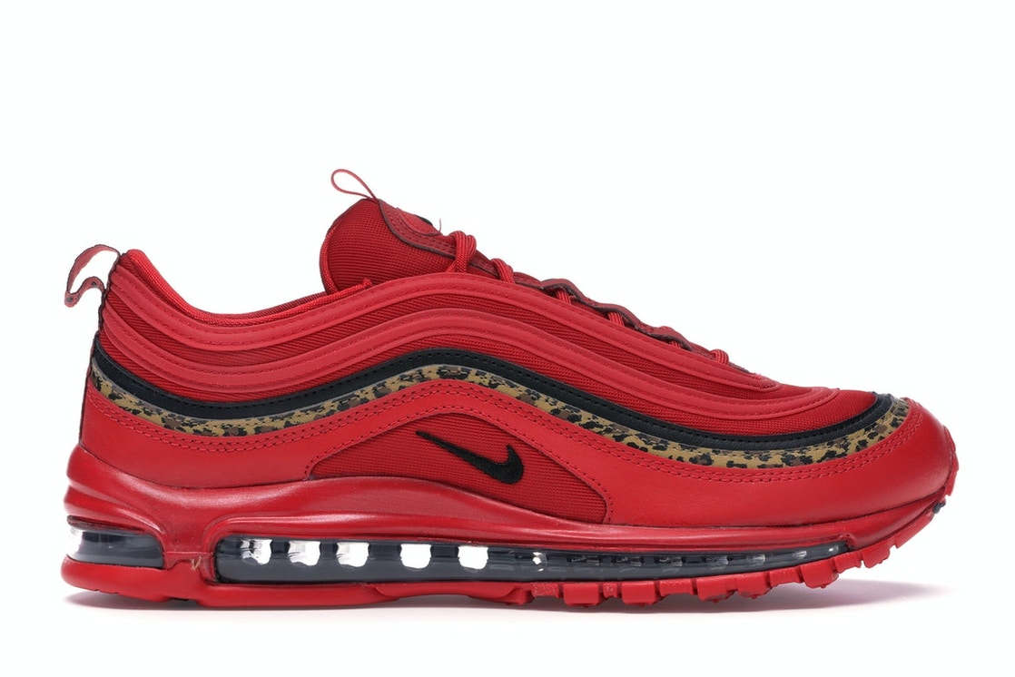 brand new 0d9b3 a9ace Air Max 97 Leopard Pack Red (W)