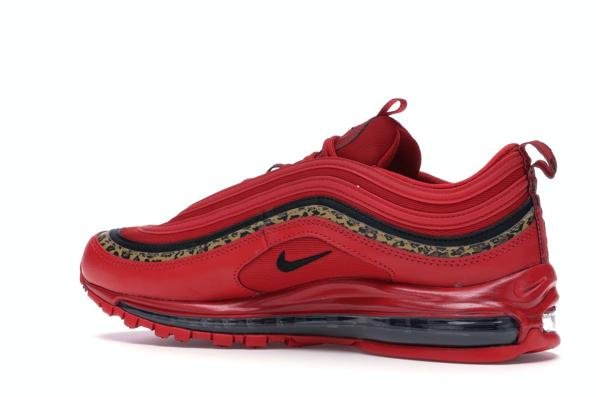 Air Max 97 Leopard Pack Red (W)