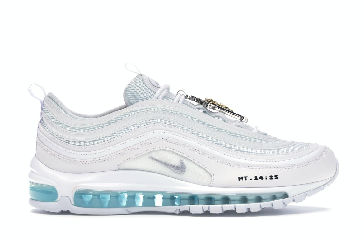Air Max 97 MSCHF x INRI Jesus Shoes