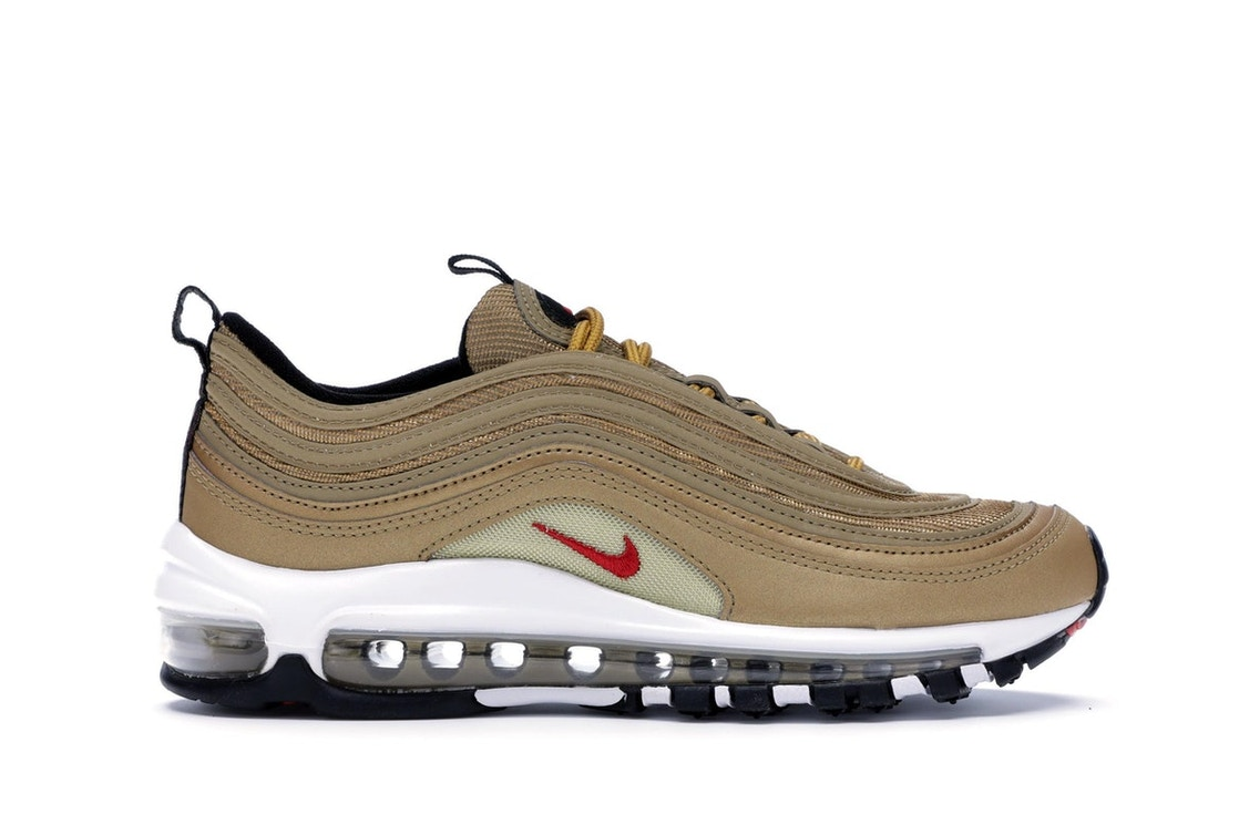 the best attitude e661b 086e9 Air Max 97 Metallic Gold (GS) (2017/2018)