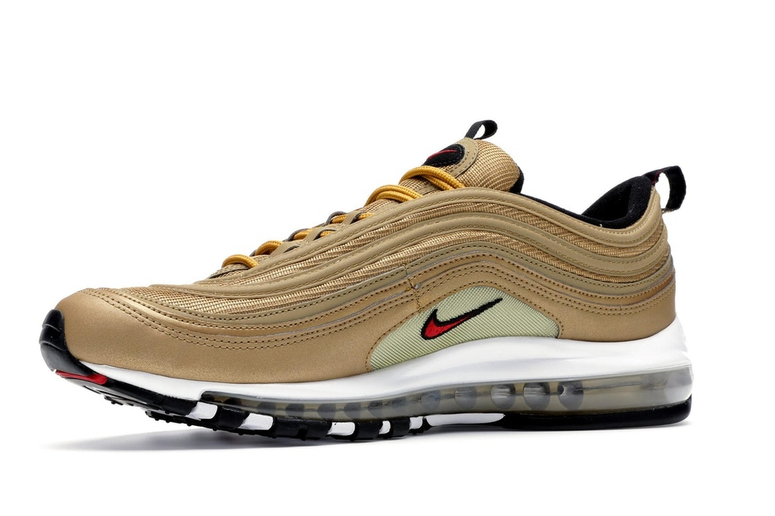 best cheap 178f7 651a7 Air Max 97 Metallic Gold - 884421-700