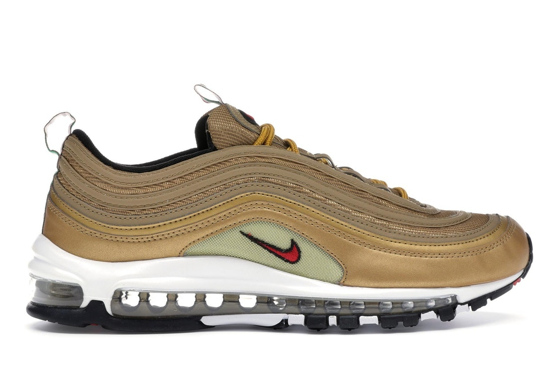 7e9f60e911 Sell. or Ask. Size: 12. View All Bids. Air Max 97 Metallic Gold (Italy)