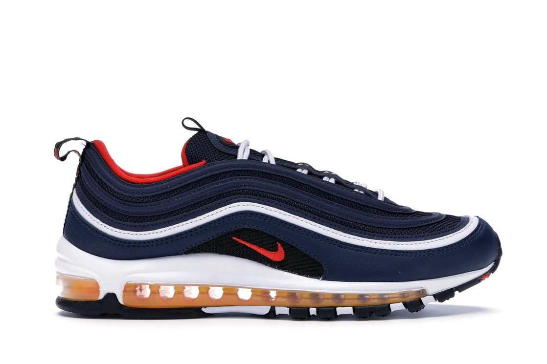 5195cbf4873f8 Sell. or Ask. Size  12. View All Bids. Air Max 97 Midnight Navy Habanero Red