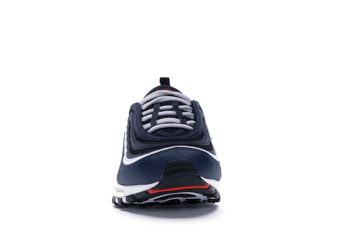 Nike Air Max 97 'Midnight Navy Habanero Red' | NIKE in 2019