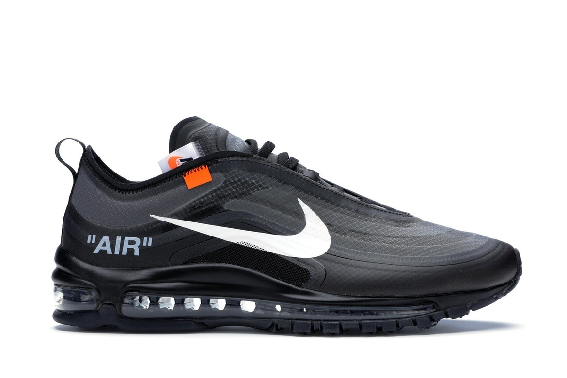 Air Max 97 Off-White Black