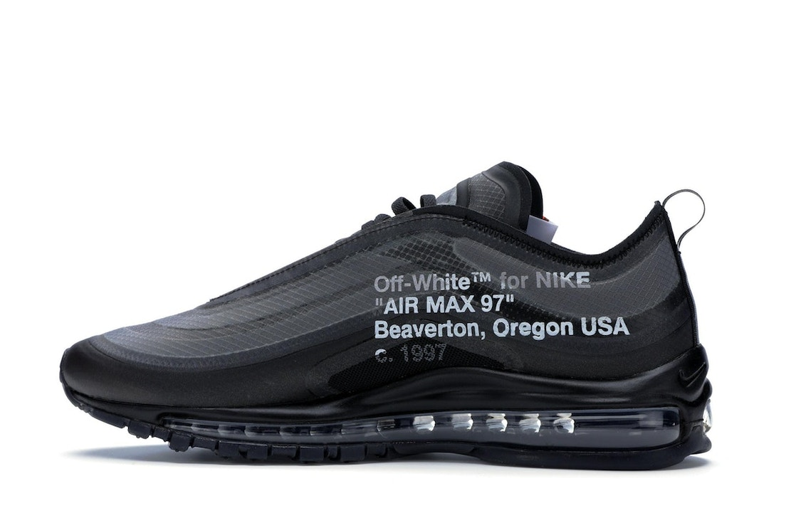 ... 5c1a8 53a64 Air Max 97 Off-White Black - AJ4585-001 los angeles ... 92e10536a