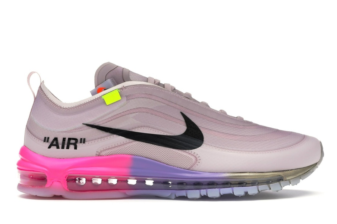 best sneakers 0b23c ae117 Air Max 97 Off-White Elemental Rose Serena