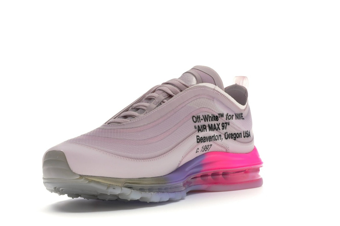 sold worldwide best place huge sale Air Max 97 Off-White Elemental Rose Serena