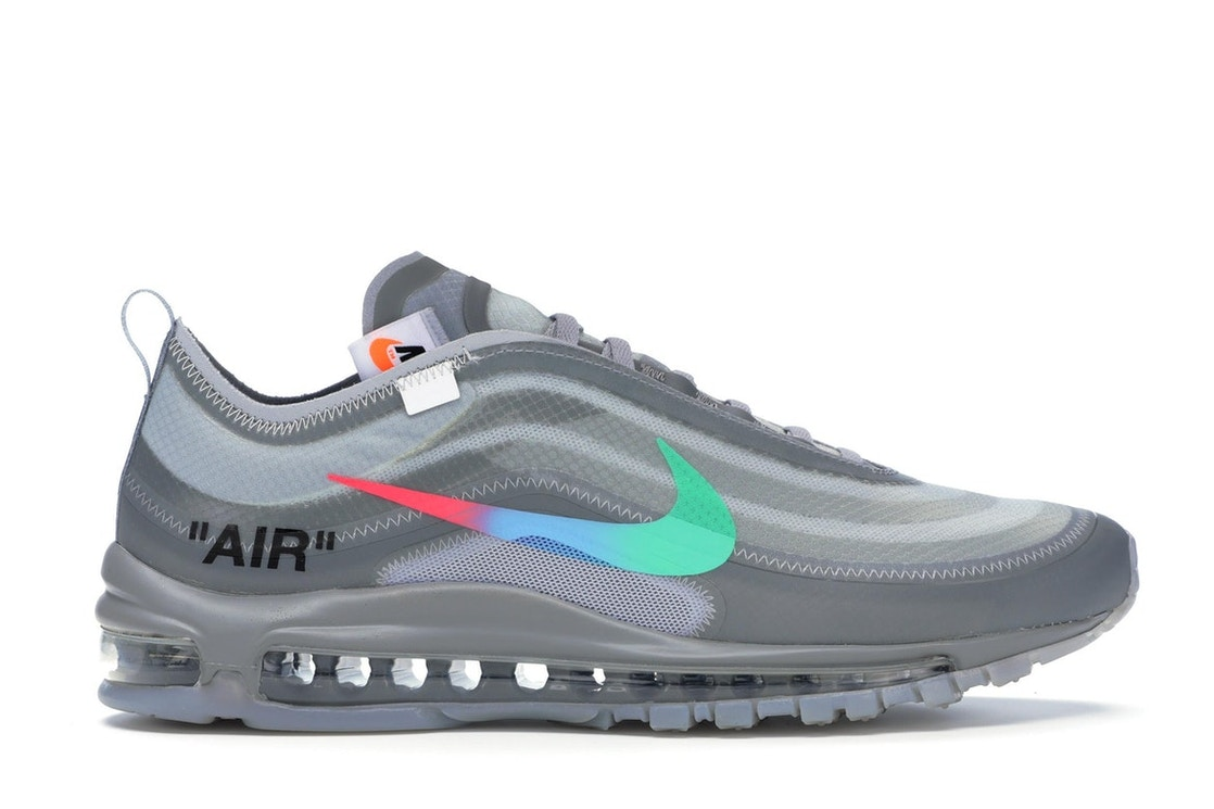 Air Max 97 Off-White Menta - AJ4585-101 d5223d63a4ed