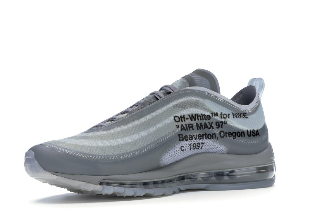 innovative design 68ded 8a59b Air Max 97 Off-White Menta